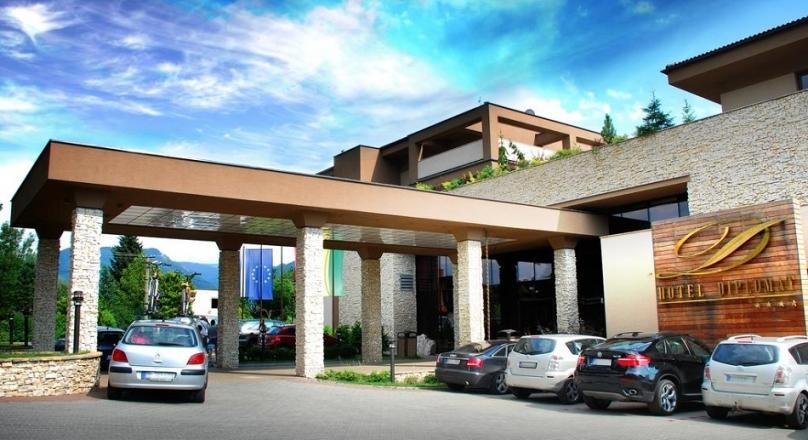 Wellness Hotel Diplomat ****