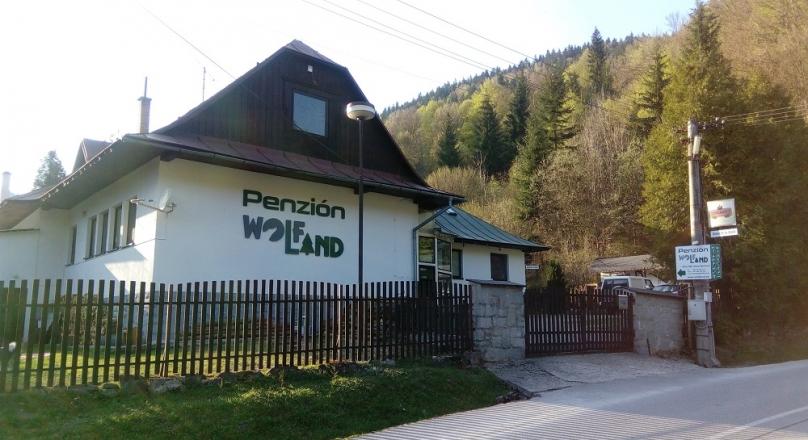 penzión Wolfland
