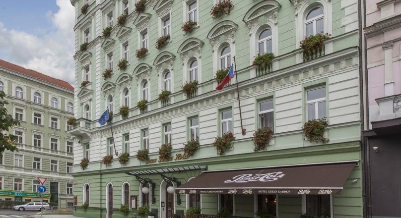 Hotel Green Garden ****