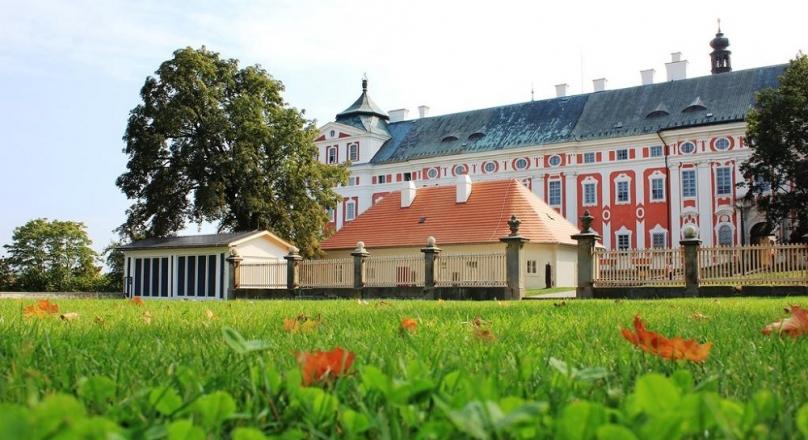 ubytování Dům hostů Klášter Broumov