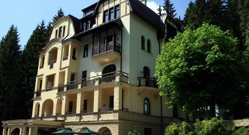 Spa&Wellness Hotel St.Moritz ****