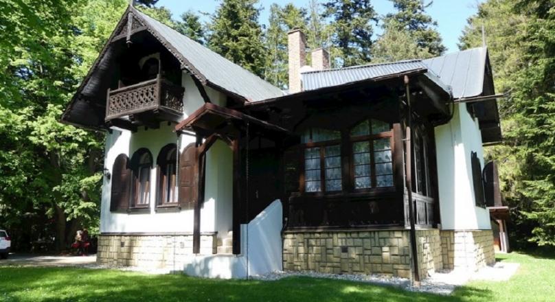 ubytovanie Vila Vltava