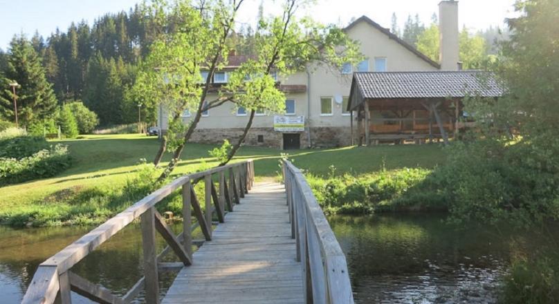 penzión Vikartovský mlyn