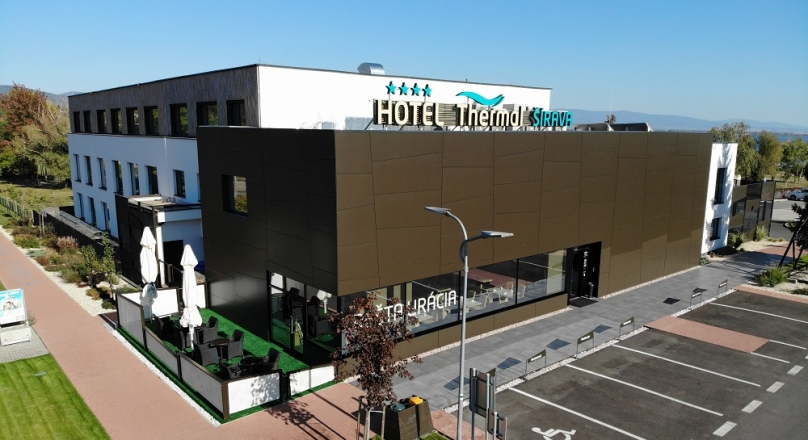 hotel Thermal Šírava ****