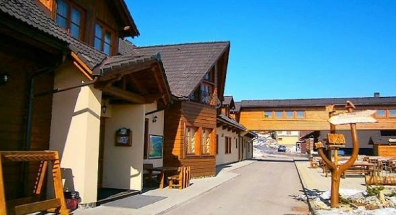 hotel Fuggerov dvor ***