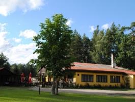 chatová osada Soukeník