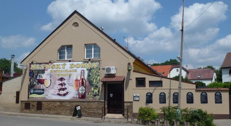 penzion Mlýnský domov