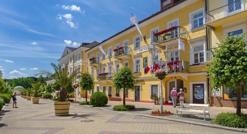 Boutique & Spa Hotel Tři lilie ****