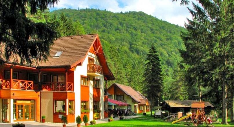 chatová osada Gader